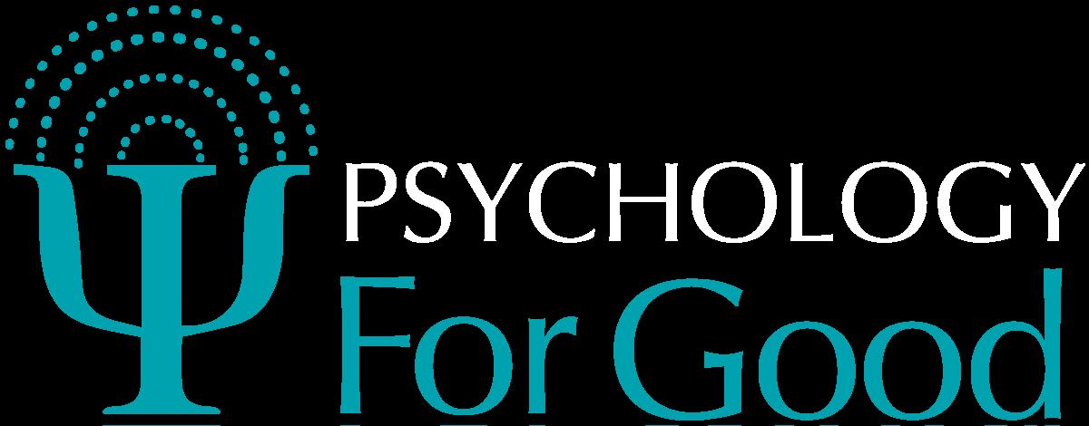 Psychology for Good